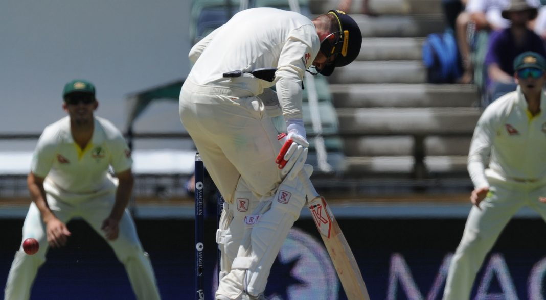 Smith vows no let-up on bouncers to England's tail