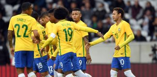 Brazil's road to redemption faces Euro resistance in Russia