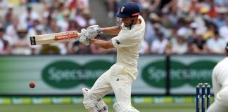 Cook hits double century in Ashes Test