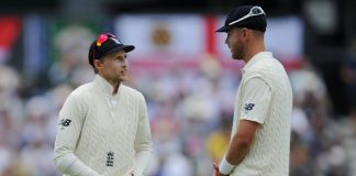 Root defends veterans Cook and Broad after Ashes loss