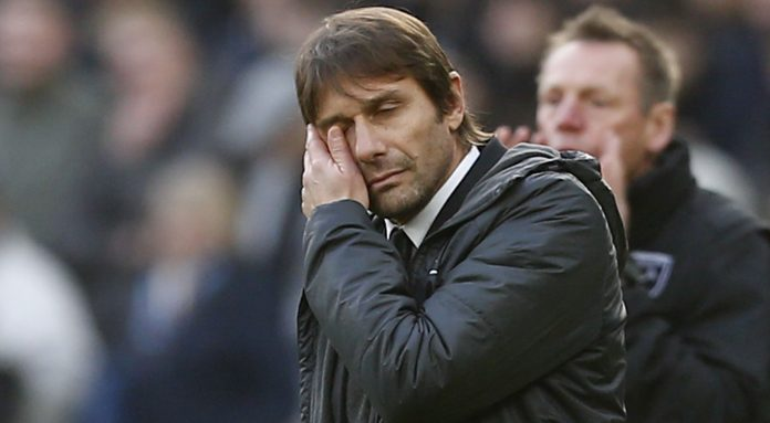 Conte upset by lack of credit for champions' run
