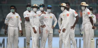 Pollution stops play in India-Sri Lanka Test in Delhi