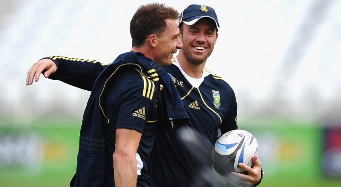 De Villiers, Steyn set for Test return