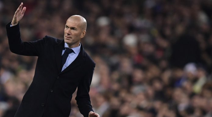 Zidane struggling to shore up Madrid defence