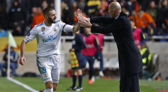 Madrid will get more chances to chase Barca - Zidane