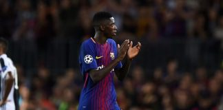 Dembele ready to return for Barcelona