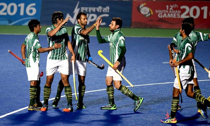 Pakistan hockey team gets a spot in Champions Trophy after a special request