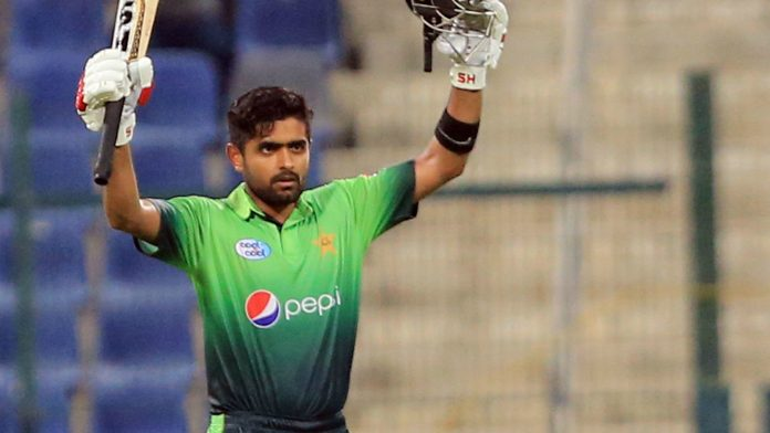 Babar Azam grabs the top spot in ICC T20i ranking for batsmen
