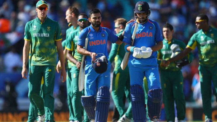 South Africa, India battle for top spot again