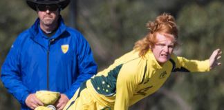 Pundits hail 'new Warne' as Aussie leggie Lloyd Pope sets U-19 record