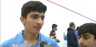 Aziz Shoukat wins FATA Junior National Squash Championship
