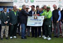Successful Pakistan blind cricket team returns home without protocol