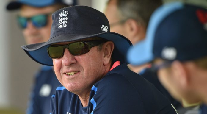 England's under-fire Bayliss to step down after 2019 Ashes