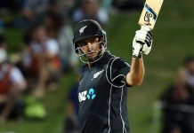 Grandhomme's blistering inning gives New Zealand another win