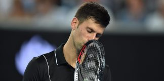 Djokovic meditates to 'lose fear and stress'