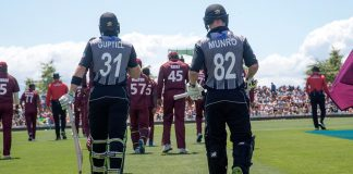 NZ announces 13-men squad for the first two ODIs against Pakistan