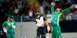 Pakistan and New Zealand head to head in ODIs