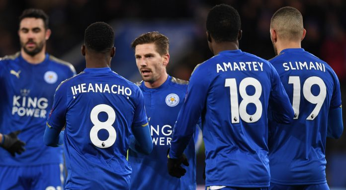 VAR helps Leicester advance to FA Cup fourth round