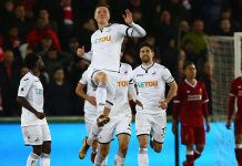 Liverpool suffer surprise defeat at battling Swansea