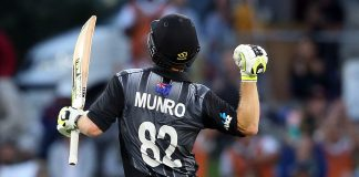 Munro blasts record century as New Zealand crush West Indies