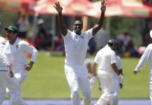 Debutante Ngidi shines for Proteas as they beat India in the second Test