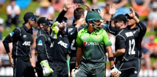 Blackcaps complete whitewash against Pakistan in the ODI series