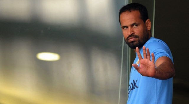 India's Pathan suspended for failed dope test