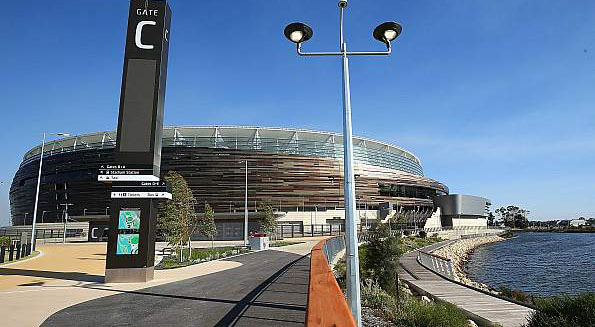 'World-class' Perth Stadium gets ICC green light