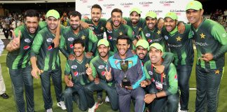 """""""Special"""" time as Pakistan go top of the Twenty20 world"""