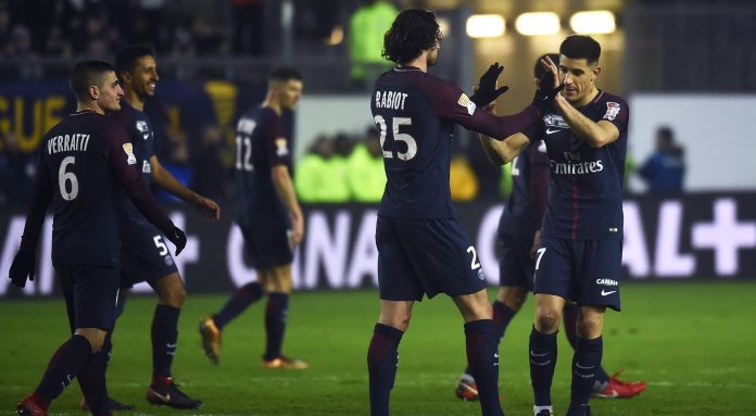 Buoyed by cup wins, PSG resume title march