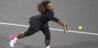 'Super close' Serena out of Australian Open