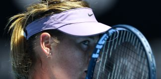 Sharapova cranks up title charge on day four