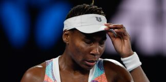 Venus sent packing at first hurdle by Bencic