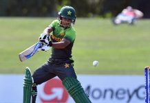 Zaryab steers Pakistan U-19 to World Cup semi-final