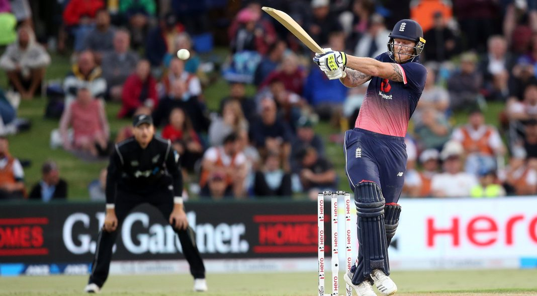 Stokes steers England home in second New Zealand ODI