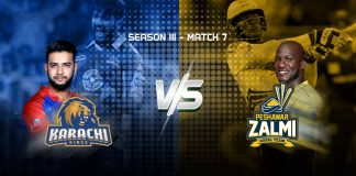 Kings vs Peshawar Zalmi