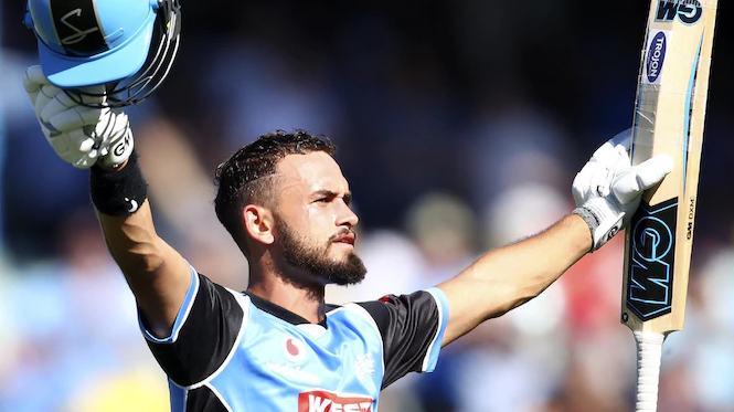 Weatherald rapid-fire ton as Strikers win Big Bash final