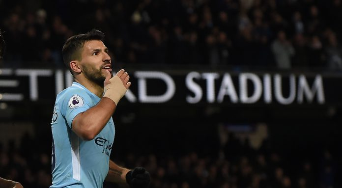 Aguero hits four for rampant City, Kane returns to haunt Arsenal