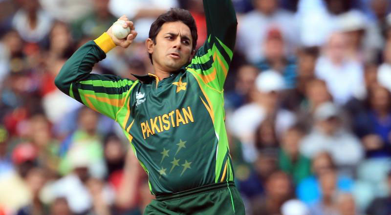 I don't have any regret nor do I have any hard feelings against anyone: Saeed Ajmal