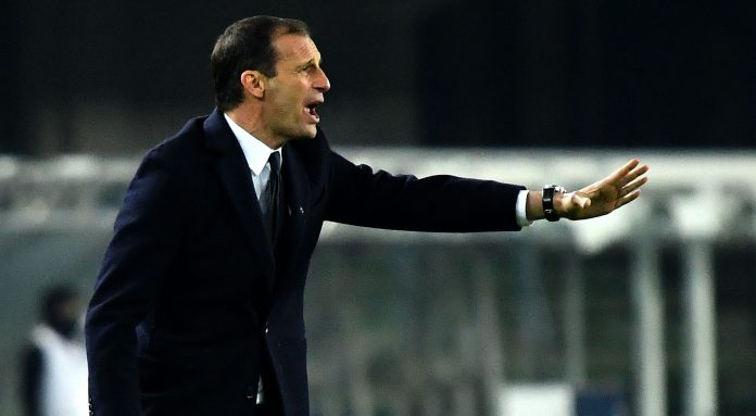 Spurs stand between Allegri and Champions League grail