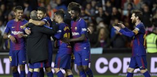 Barcelona face tricky Eibar trip as Chelsea lie in wait