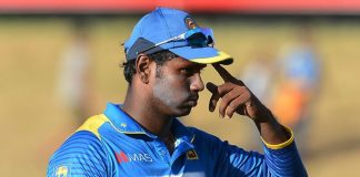 Sri Lanka's injured Mathews ruled out of Bangladesh tour