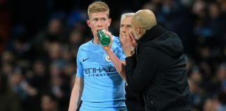 Man City titles can help De Bruyne win Ballon d'Or, says Guardiola