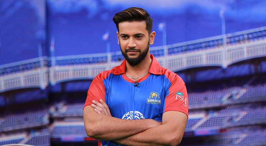 Imad Wasim Vows To Fight Till The End