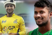 Sabir replaces Shakib