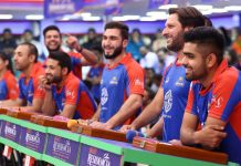 Karachi Kings host star-studded team launch event in Jeeto Pakistan