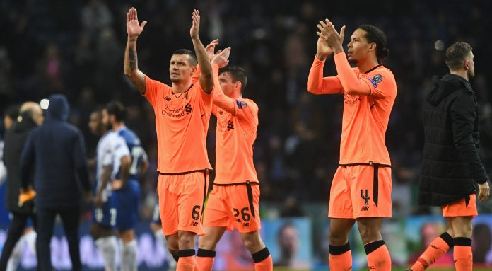 Five-star Liverpool thrash Porto with Mane hat-trick