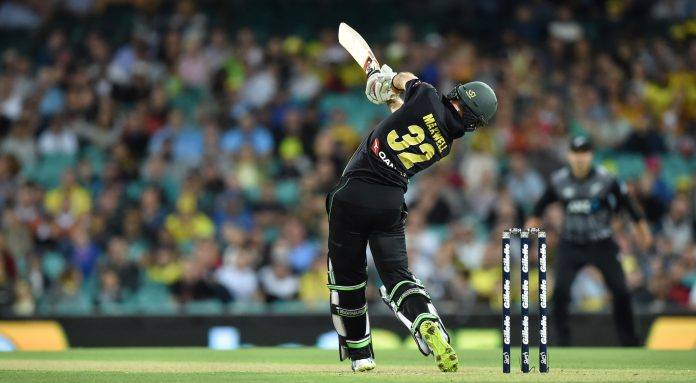 Lynn, Maxwell hit out in Australia T20 win over New Zealand