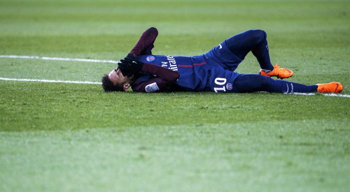 PSG sweat over Neymar injury ahead of Real Madrid return