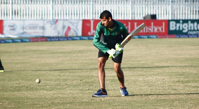 Saad Ali looks to stand out as a Gladiator in PSL